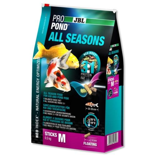 JBL ProPond All Seasons alimento para peixes de tanque