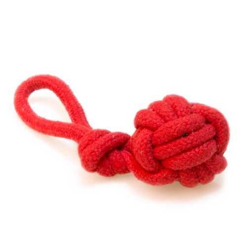 Brinquedo de corda em forma de bola TK-Pet Ball
