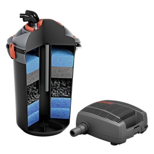 Eheim Press kit com filtro de pressão e bomba