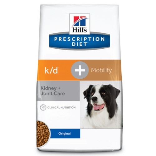 Hill's Prescription Diet k/d Mobility para cães