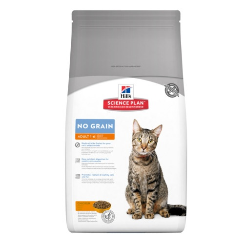 Hill's Science Plan No Grain para gatos