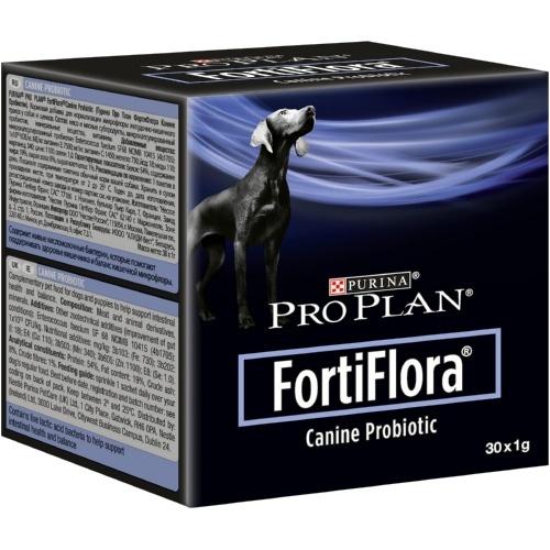 Purina ProPlan Veterinary Diets FortiFlora probióticos para cães