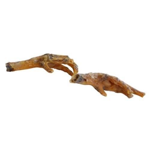 Snack pernas de frango para cães