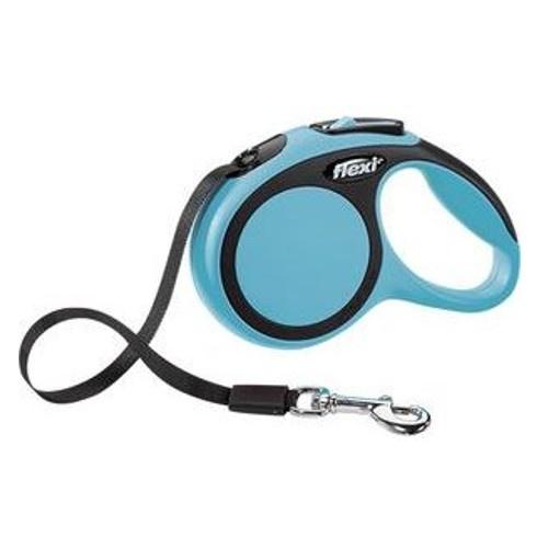 Flexi New Comfort trela extensível de fita azul