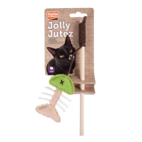 Vara de brinquedo para gatos