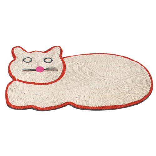 Arranhador tapete de sisal para gatos