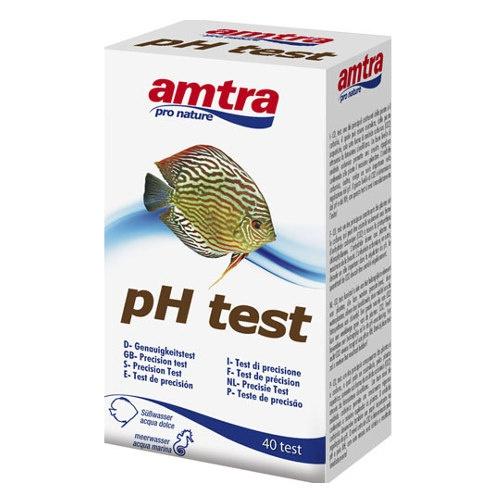 Teste de pH Amtra