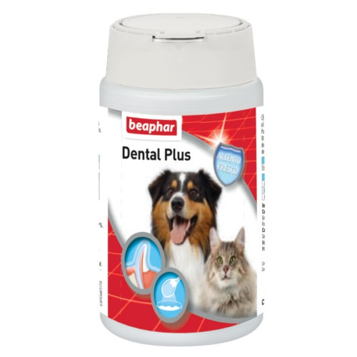Dental Plus Beaphar para saúde bucal