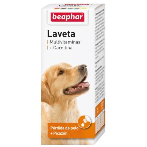 Vitaminas Laveta Carnitina Beaphar cães