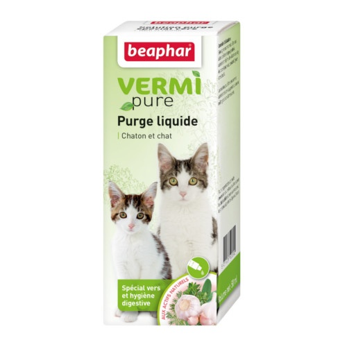 Antiparasitário interno líquido Beaphar gatos