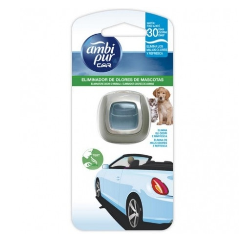 Ambipur ambientador antiodores para o carro