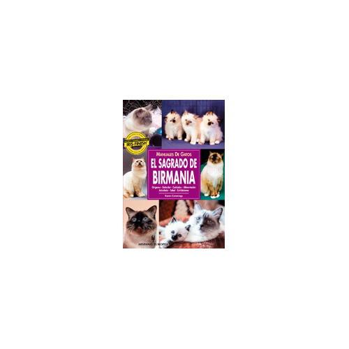 Manuales de gatos. El Sagrado de Birmania [em Espanhol]