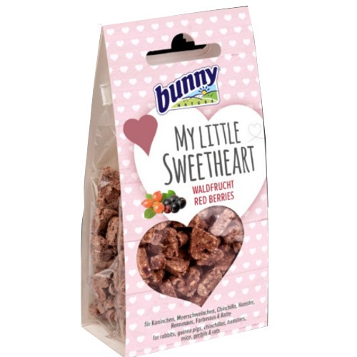 Biscoitos com frutos vermelhos Bunny My Little Sweetheart