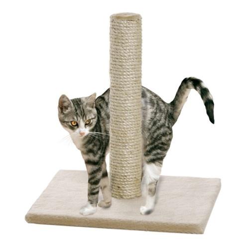 Poste arranhador para gatos Lisa bege