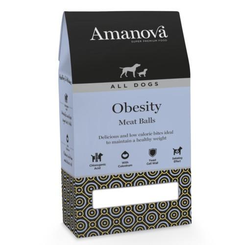Snack Amanova Obesity para cães