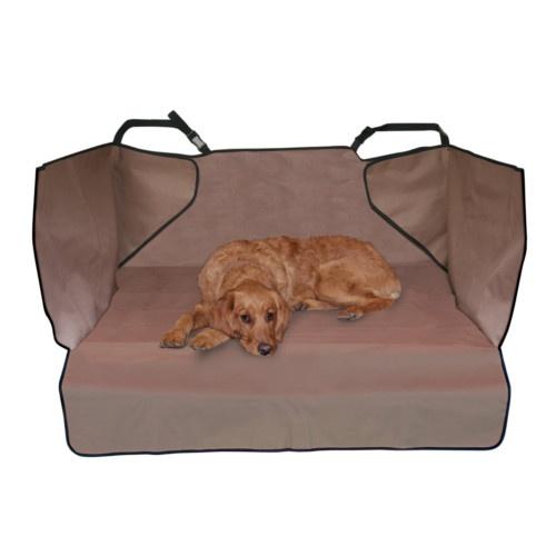 Manta protetora para o porta-bagagem