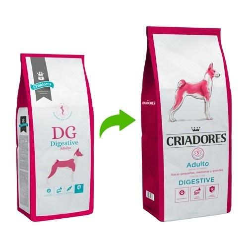 Ração Criadores Dietetic Digestive para cães