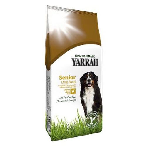 Ração ecológica Yarrah Senior para cães