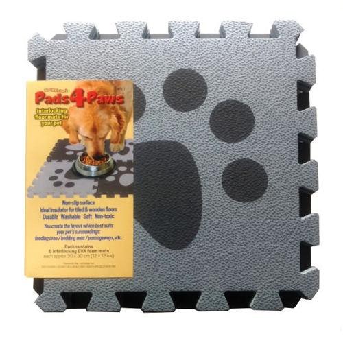 Tapete de puzzle para animais de estimação