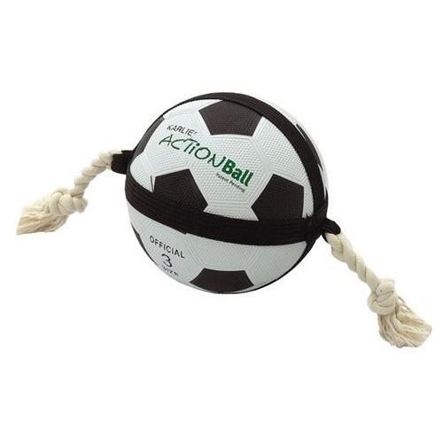 Bola com cordas Action Ball para cães