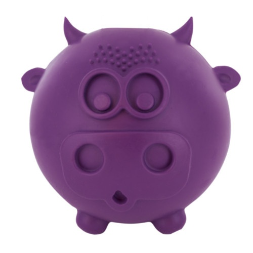 Bola Busy Buddy vaca com dispensador