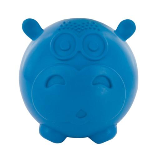 Bola Busy Buddy hipopótamo com dispensador