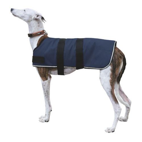Capa impermeável para cães X-Trek azul