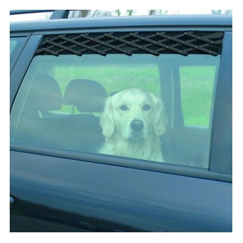 Grade para janela de automóvil para cães