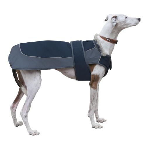 Impermeável para cães X-Trek azul