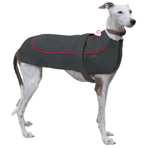 Impermeável para cães X-Trek cinza