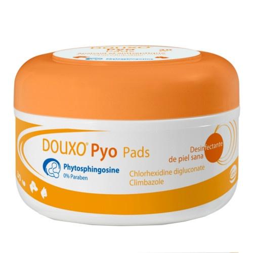 Discos de algodão desinfetantes Douxo Pyo Pads