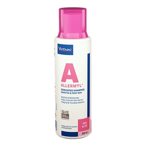 Champô para pele sensível Allermyl
