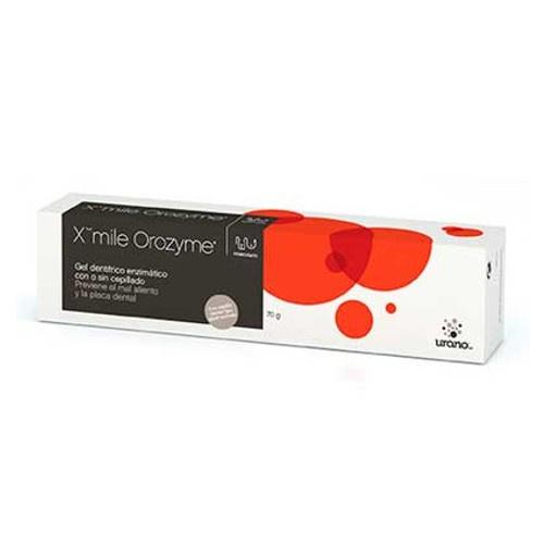 Gel dentífrico para animais de estimação Xmile Orozyme Plus