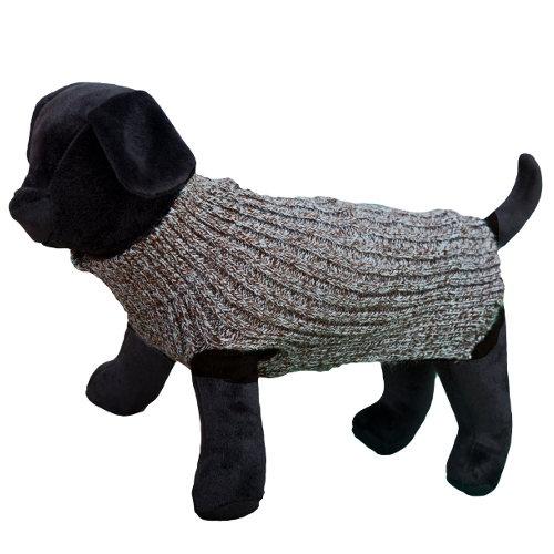 Camisola de malha para cães Alfa azul celeste