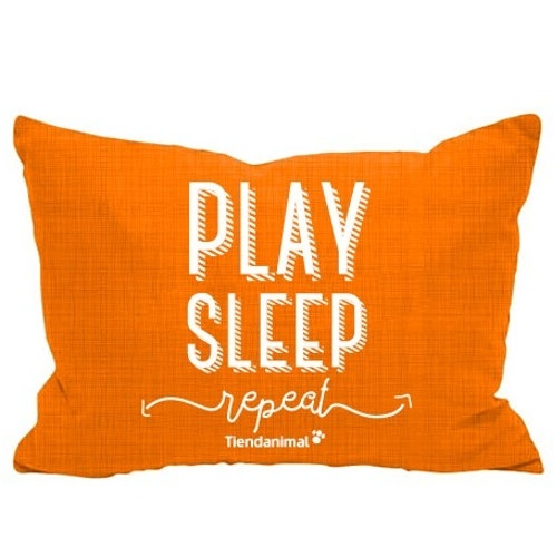 Cama exclusiva 'Play Sleep' Tiendanimal laranja