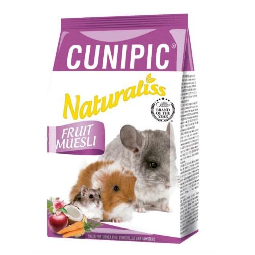 Snacks Cunipic Naturaliss Fruit Muesli