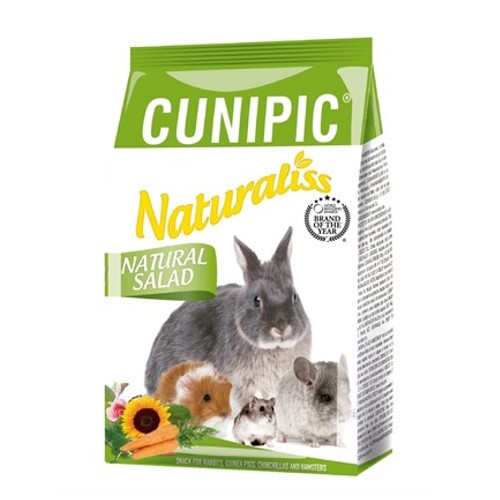 Snacks Cunipic Naturaliss Natural Salad