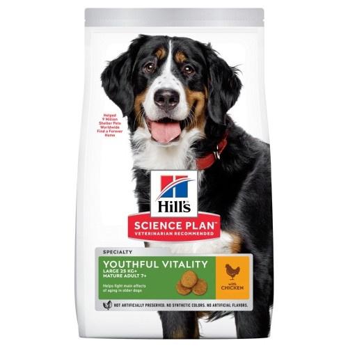 Hill's Youthful Vitality Large 5 ração para cães