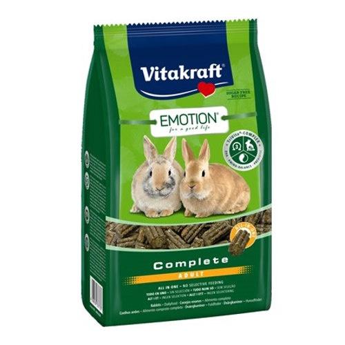 Vitakraft Emotion Complete comida para coelhos