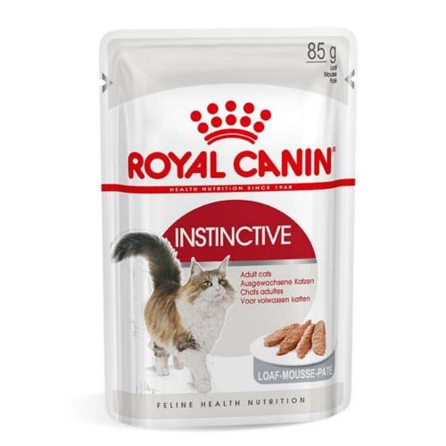 Royal Canin Instinctive em patê para gatos