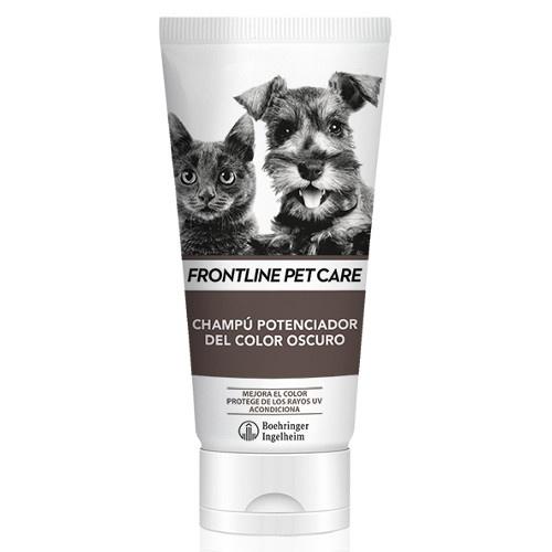 Champô para pelo escuro Frontline Pet Care