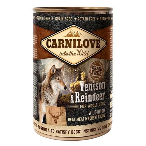 Comida húmida Carnilove Venison & Reindeer