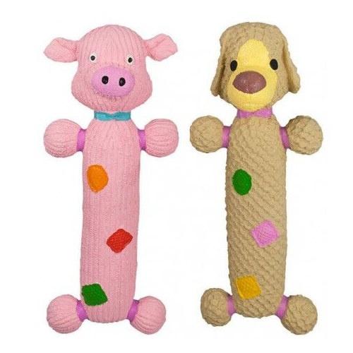 Brinquedo de látex com som para cães