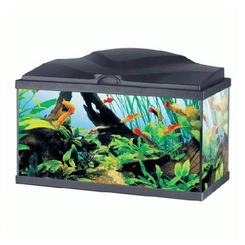 Aquário Ciano Aqua 60 Plus light Negro