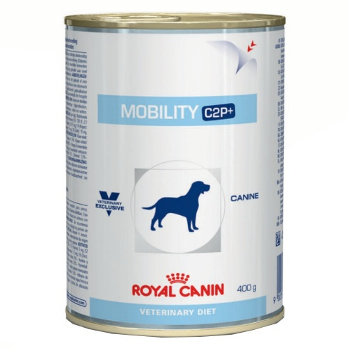 Royal Canin Mobility C2P húmido para cães