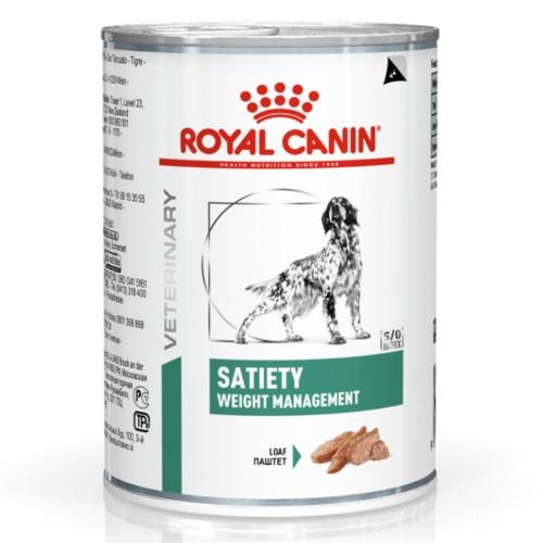 Royal Canin Satiety controlo do peso húmido