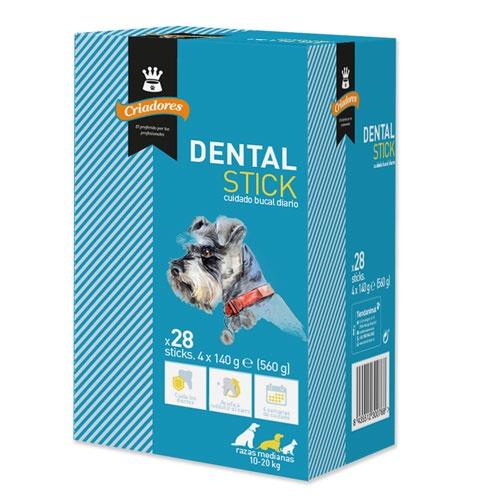 Multipack Dental Stick Criadores para cães