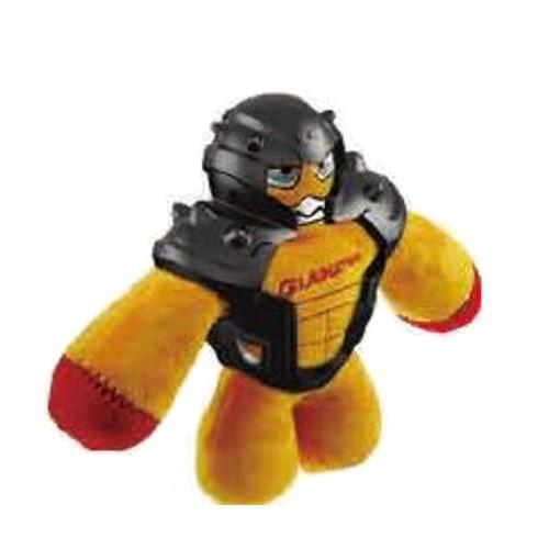 Brinquedo Gladiator GiGwi amarelo