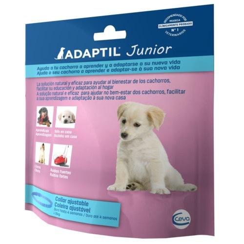Coleira de feromonas para cachorros Adaptil Junior