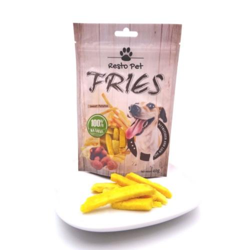 Batata frita para cães Fries 100% natural